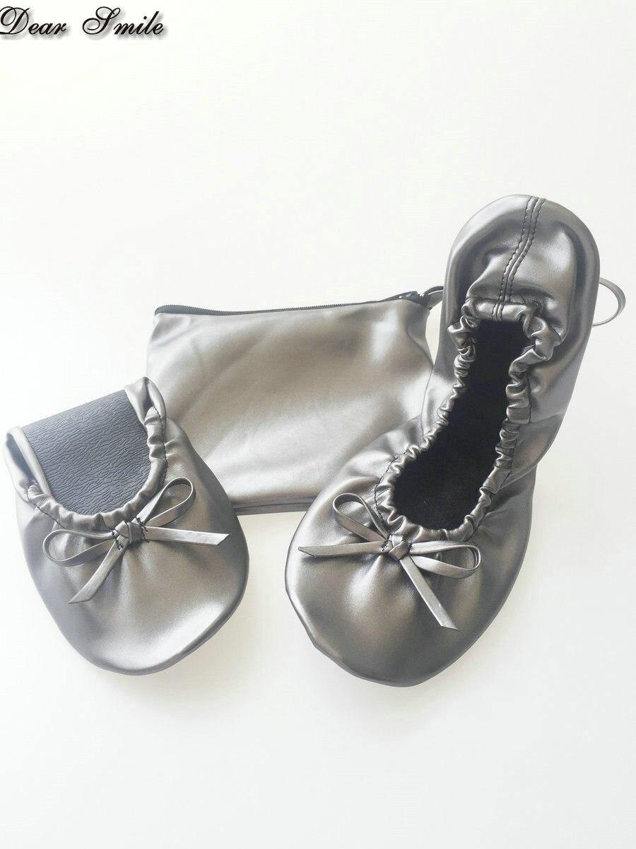 Livraison Après Gratuite Sac Portable Design Ballerine Fille Chaussures De Nouveau Détendre Partie Ballet 2017 Avec R07qOBO