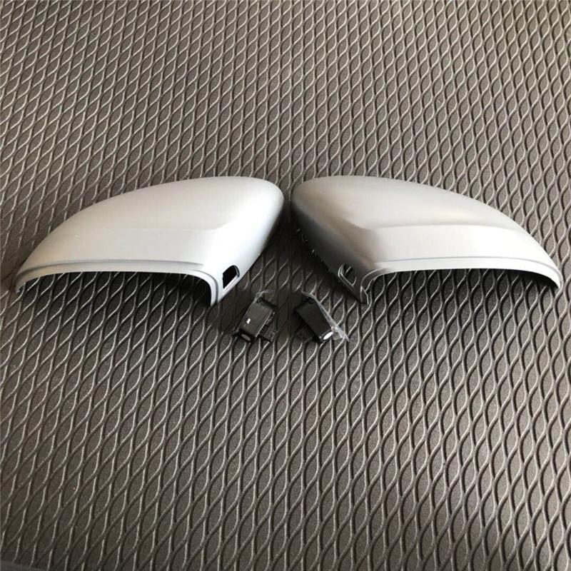 For VW Passat B8 Rearview Mirror Shell Lane change assist hole light 3G0 857 537 J