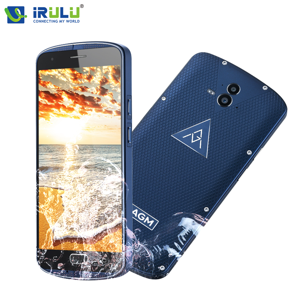 AGM X1 5 5 4G Qualcom MSM8952 Octa Core Mobile Phone IP68 Waterproof 4GB RAM 64GB
