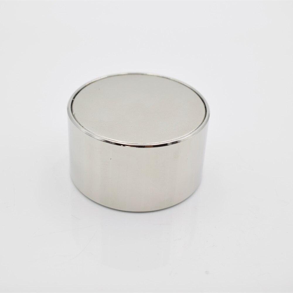 1 pcs Néodyme aimant N52 D53x30 Super strong ronde Rare Earth 53*30mm plus forte permanent puissant magnétique acier tasse - 2
