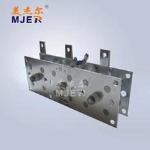 DSE400A CO2 NBC-DS400A трехфазный диод сварочный мост выпрямитель 280*98*2P DSE 400A или 300*98*2P