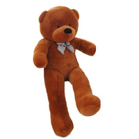 New 1.2m Kids Stuffed Animals Toys Cute Plush Bear Soft Toys Home Decor Children's Birthday Present Baby Sleeping Appease Toy