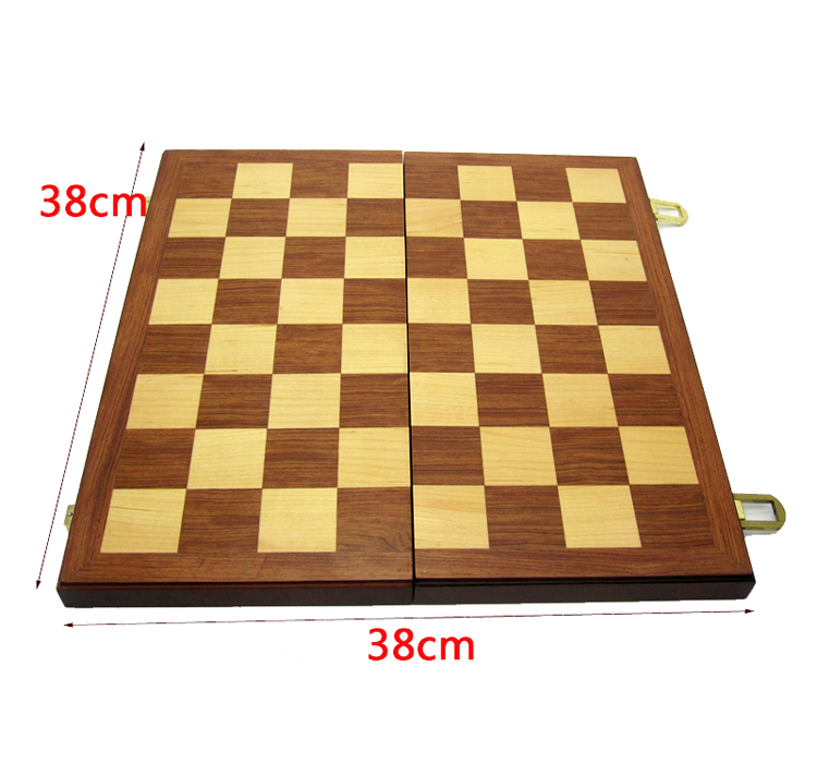 de madeira maciça sem magnético e peças