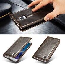 Роскошные кожаные телефон чехлы для Samsung Galaxy Note edge с подставкой Бумажник кожаный чехол для Samsung Galaxy Note edge N9150
