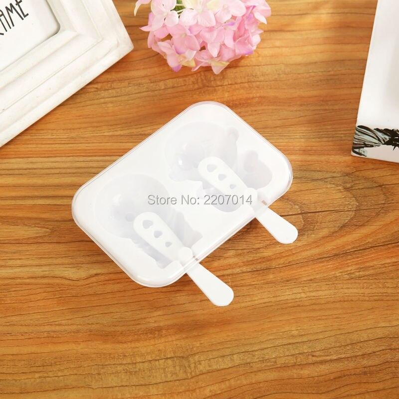 FDA silicone ice pop molds maker personalized custom