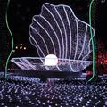 Светодиодная сетчатая гирлянда Kaigelin, 6*4 м, Декоративная гирлянда для сада, Рождественская Свадебная вечеринка, праздничный свет, штепсельна...