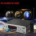 FX-AUDIO M-160E Bluetooth@4.0 Amplificador De Áudio Digital 160 W * 2 Entrada USB/SD/AUX/PC-USB Loseless Jogador para APE/WMA/WAV/FLAC/MP3