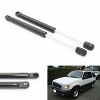 2x Auto Front Hood Gas Charged Struts Car Lift Support For 1996 2001 Ford Explorer 1997