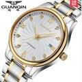 Original GUANQIN Mechanical Men Luminous Watches Waterproof Famous Brand Watch Fashion Men Watches Clock Relogio Masculino Reloj