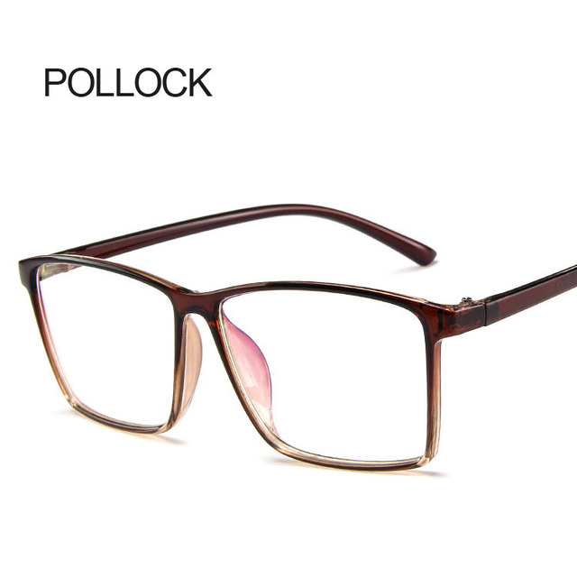 479559225d7 POLLOCK Male Eye Glasses optical Frames Eyewear Myopia spectacle optical  frame women Eyeglasses glasses oculos