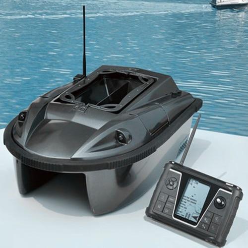 500 m Moderno Multifuncional Barco de Pesca De Controle Remoto Inteligente Com CE RC barco isca de peixe localizador gps