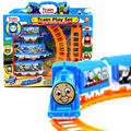 Thomas and train electric Train Set Thomas And Friends Hot Wheels Cars With Original Box Machines Toy Vehicles toys for children