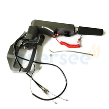 OVERSEE 69P-W0084-00-4D Steering Handle Assy Replaces For Parsun 25HP 30HP Yamaha Outboard Engine E25B E30H