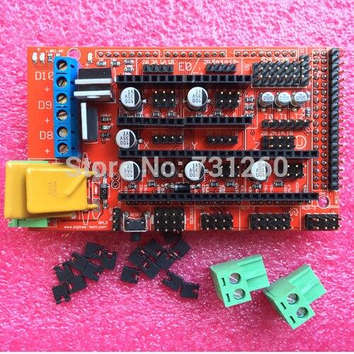 RAMPS 1 4 3D printer control panel printer Control Reprap MendelPrusa I93
