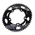 SNAIL 110BCD 50/35T 700C Road Bike Bicylcle 7075-T6 Alloy Oval Chainwheel Kit Ultralight Ellipse Climbing Power Chain Plate Set