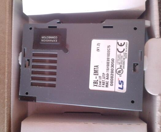 New and original XBL-EMTA  Ethernet PLC Communication module  free shipping new original 1768 enbt plc ethernet ip communication bridge module