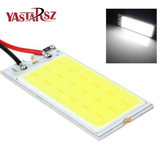 Car led Super Bright White 8W COB 36 Chip LED 18 led Car Interior ...