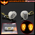 Motorcycle LED Turn Signal Light for Yamaha YZF R1 1998-2013 YZF R6 1999-2013 YZF R6 1999-2013 FZ1S FAZER 1000 2001-2010 XJ6