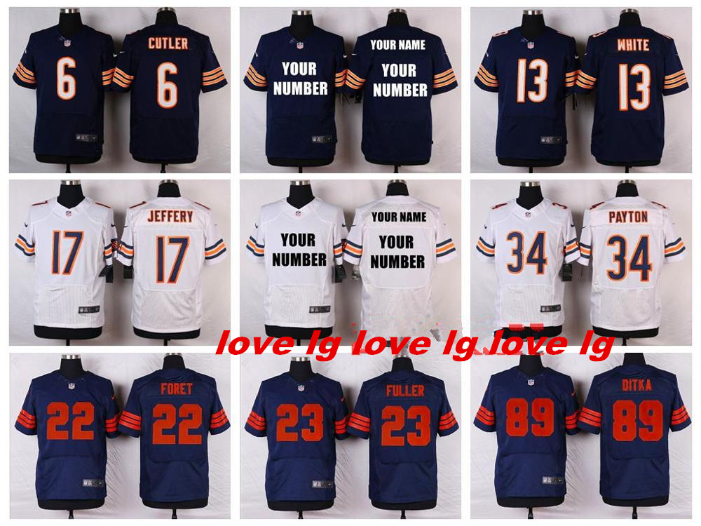 Wholesale NFL Nike Jerseys - Cutler Bears Promotion-Shop for Promotional Cutler Bears on ...