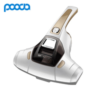 Pooda Mite Removal Handheld Vacuum Cleaner UV Sterilization Household Cleaner Home Cleaning Sweeping Vacuum Cleaner Machine