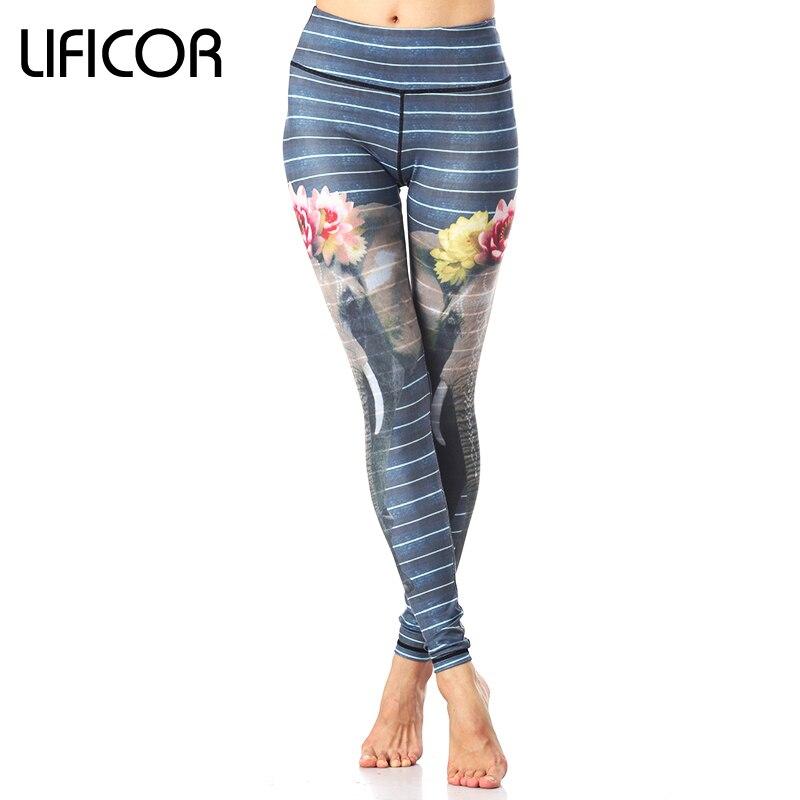 Leggings Mujeres Fitness Yoga Pantalones Capri Entrenamiento - Ropa deportiva y accesorios - foto 3