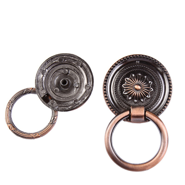 Fresh Bronze Cabinet Ring Pulls