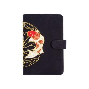 Image 5 - Ежедневник Kawaii Koi С мультяшными животными, журнал, дневник, планировщик, Тканевая обложка, блокнот, ежедневник, блокнот для детей, подарок