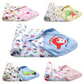 Single towel cotton baby blankets      B-XBK-BT003