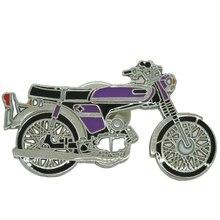Customized Promotional Motorcycle Soft Enamel Lapel Pin Badges