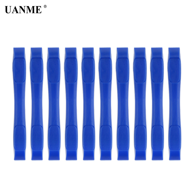 UANME 10PCS/LOT Dual Ends Spudger Crowbar Pry Bar Opening Tools For iPhone iPod iPad MacBook Laptop Repair Disassemble Tool