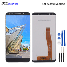 For Alcatel 3 5052 5052D 5052Y LCD Display Touch Screen Digitizer Assembly Replacement parts For Alcatel 5052 Screen LCD Display цена в Москве и Питере