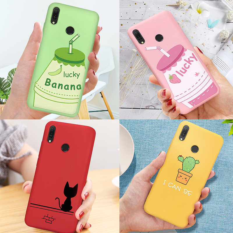 Fashion Case For Huawei Honor 20 Pro 10 Lite 10i 20i P30 Pro P30 P20 Lite Mate 20 Lite P20 P30 Cover Silicon Phone Fundas Shell