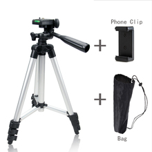 Cheapest prices Yuguang Photography Adjustable Portable 105cm Phone Camera Support Tripod Mount Bracket Holder Stand for Photo