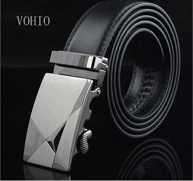 VOHIO حمل و نقل رایگان کمربند کمربند اتوماتیک درجه بالا کمربند دست و پنجه نرم اتومبیل تولید کننده کمربند چرمی اوقات فراغت مستقیم فراهم می کند