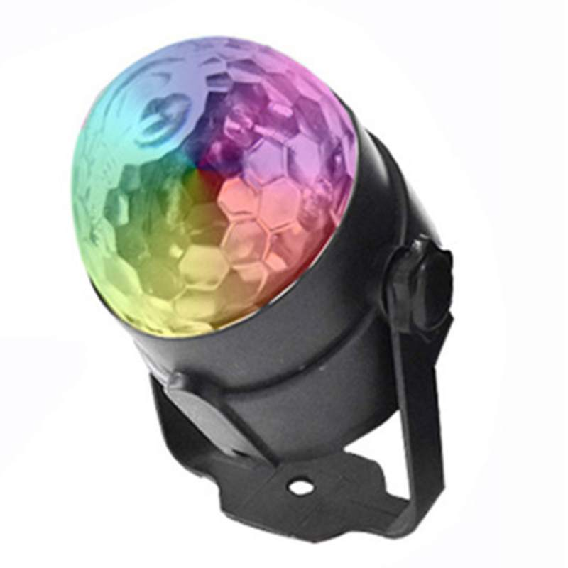 Commercial Lighting 2019 Projector Christmas Light Effect Party Music Lamp Led Stage Light Disco Lights Dj Disco Ball Lumiere Sound Activated Laser