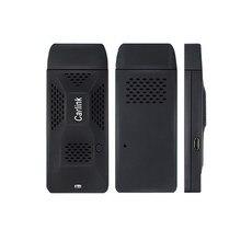 2.4G + 5G 1080 p HD tela conectada com micracast TV projetor Airplay DLNA HDMI Sem Fio para IOS telefone móvel Android do WINDOWS