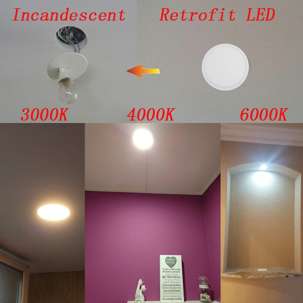 ultra tanki led svjetiljke