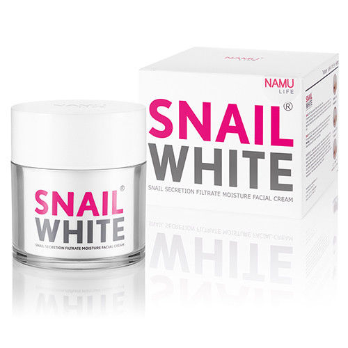 SNAIL WHITE CREAM FACE REGENERATE RECOVERY RENEW REPAIRING WHITENING FACE 50 g renew отбеливающий крем renew whitening depigmenting cream 1206050 50 мл