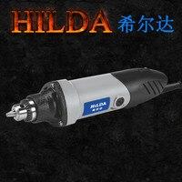 Professional Hilda Dremel Hardware Variable Speed Tool Electric Tools 400W Electric Mini Die Grinder Multifunctional Power tool