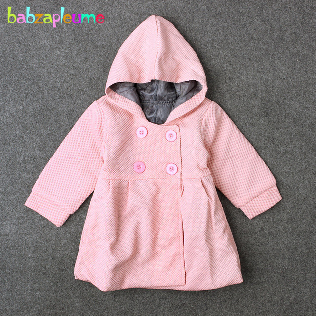 29c0b7c24 0 18Months Autumn Winter Baby Girls Clothing Coats And Jackets For ...