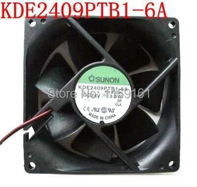 Livraison Gratuite origine SUNON KDE2409PTB1-6A 420 2.2KW 9025 9 CM 24 V 3.6 W convertisseur ventilateur