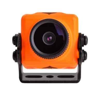 RunCam Swift Mini 2 600TVL caméra intégrée OSD PAL avec support de Base d'objectif 2.1mm/2.3mm pour quadrirotor de drone FPV de course RC