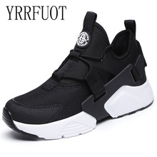 YRRFUOT Autumn Thick Bottom Couple Sneakers 2018 New Outdoor Non-slip Sports Shoes