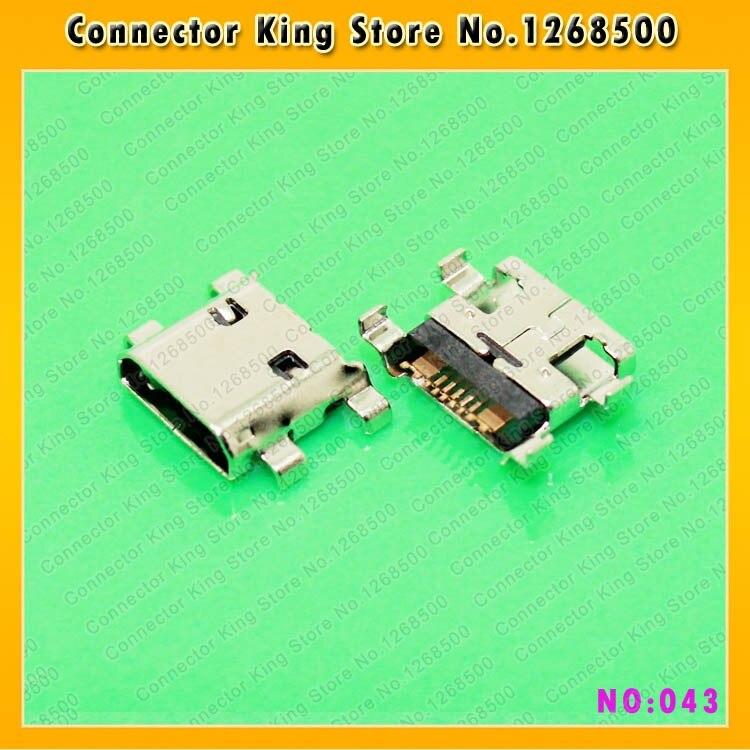 CK New For Samsung Galaxy S3 iii Mini i8190 Dock Connector Charging Port USB Socket Repair Part,MC-043