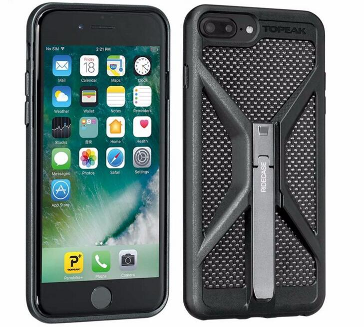 Topeak RideCase for Iphone 7/7plus Phone Case black also fit for Iphone 6S/6Splus все цены