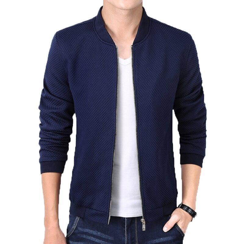 2018 Fashion Slim Fit mens Jacket Plus Size 3XL 4XL High Quality Jacket Coat man Top Design casual Jacket for Men