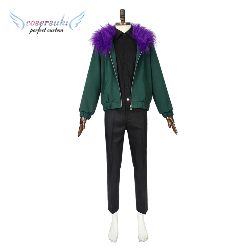 My Hero Academia Overhaul/Chisaki Kai Cosplay Carnaval Costume Halloween Christmas Costume