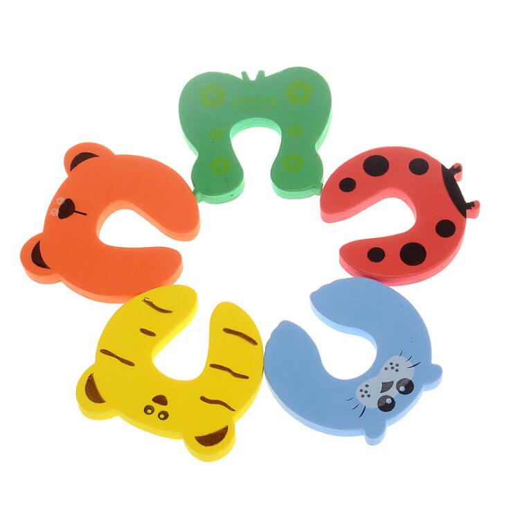 Loyal 3 Piece/lot Cofre Infantil Door Stop Seguridad Puerta Stylish Baby Finger Pinch Guards Keep Safety Children Holder Back To Search Resultsmother & Kids