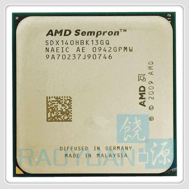 AMD Sempron X 140  Sempron X140 2.7GHz Single-Core CPU Processor SDX140HBK13GQ 45W Socket AM3