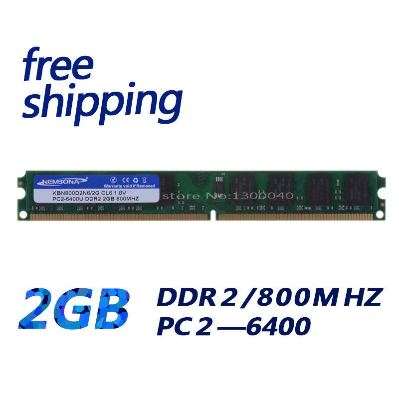 DESKTOP DDR2 2G 800  4bits and 8bits   01